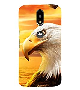PRINTSHOPPII GUITAR Back Case Cover for Motorola Moto G4 Plus