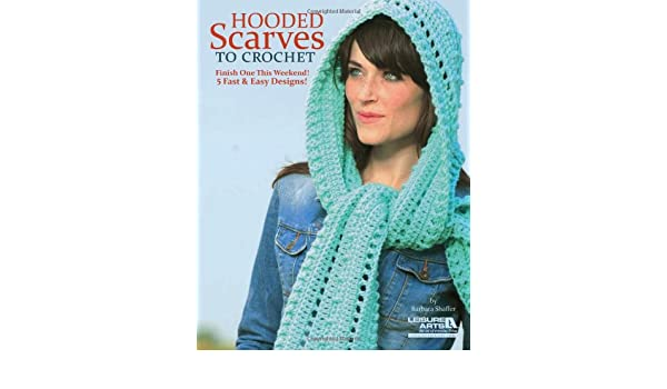 Buy Hooded Scarves to Crochet Book Online at Low Prices in India ...
