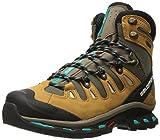 Salomon Quest 4D 2 GTX W, Stivali da Escursionismo Donna, Beige...