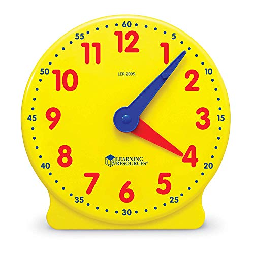 Learning Resources Big TimeTM Student Learning Clock®