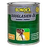 Bondex Epressöl 0,75 l Douglasien-Öl für Holzterrassen und Gartenmöbel aus Douglasienholz