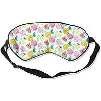 Comfortable Sleep Eyes Masks Colored Fruit Pattern Sleeping Mask For Travelling, Night Noon Nap, Mediation Or... preisvergleich bei billige-tabletten.eu