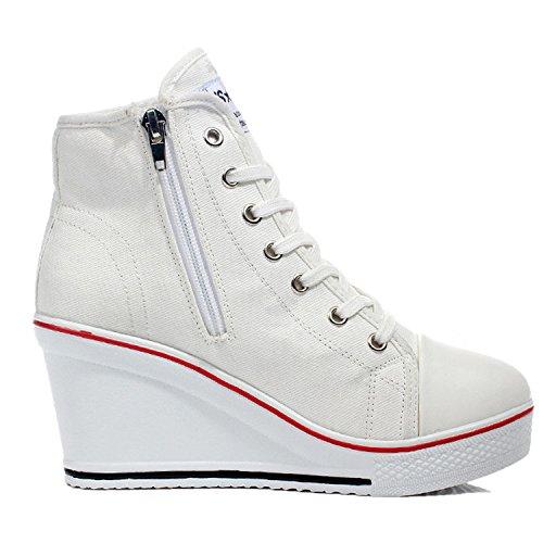 Padcod de High White Zapatillas mujer 0wOvm8nN