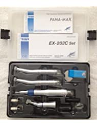 New Brand and Widely Sold Dental Kit NSK Style (EX203C + Pana-Max High Speed) Wrench Type (4 Holes) Sold by TT Dental