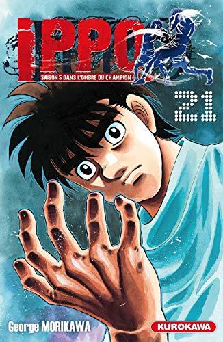 Ippo - saison 5, Dans l'ombre du champion - tome 21 (21)