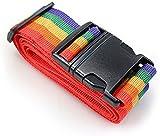 Luggage Baggage Bag Suitcase Security Strap Belt Travel Adjustable