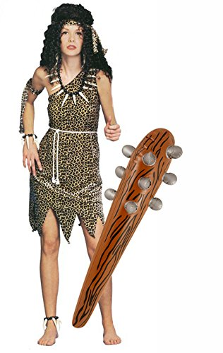 Cavewoman Tarzan Fancy Dress Costume de déguisement Club de golf gonflable