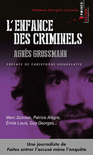 L'Enfance des criminels