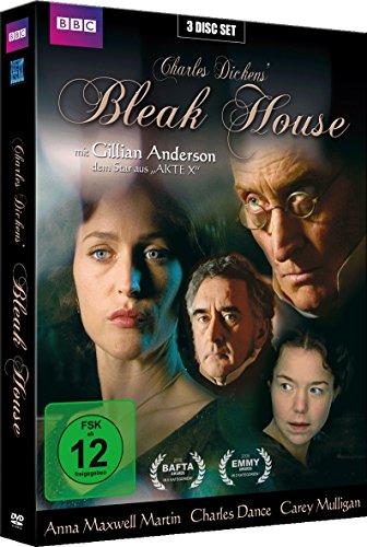 Charles Dickens Bleak House (3 Disc Set)