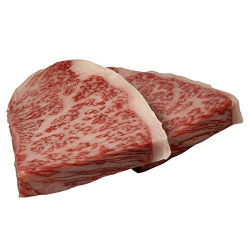 Japanisch Miyazaki Wagyu Rindfleisch Lenden-Steak, 2 x 150g