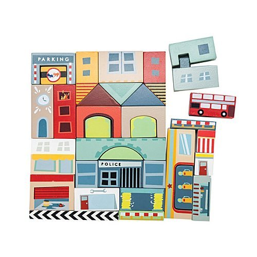 le-toy-van-tv894-timber-town-blocks
