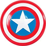 Rubie's Official Child's Marvel Avengers Assemble 12 Captain America Shield - One Size