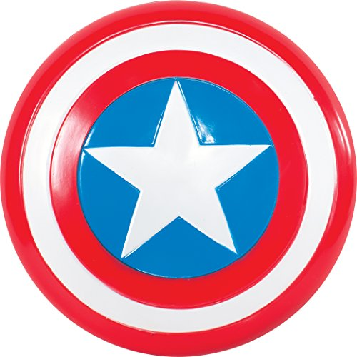Rubie's 335640 - Captain America Schild, Action Dress Ups und Zubehör, One Size