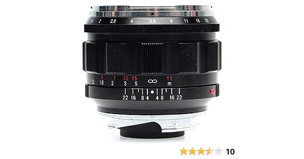 Voigtlander 50mm F 1 2 Leica M Nokton Asph Lens Camera Photo