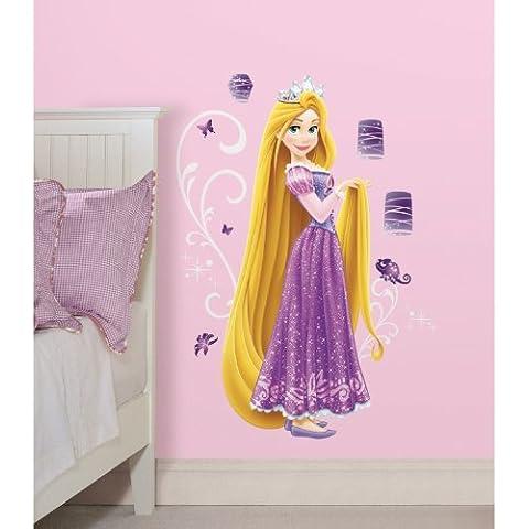 Roommates Rmk2552Gm Disney Press Rapunzel Peel And