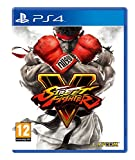 Street Fighter 5 Limited Steelbook Edition UK Version (Sony PS4)