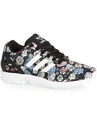 es Zapatos Zx Complementos Flux Adidas Amazon Zapatos Y Lona 1fSqTqdwx
