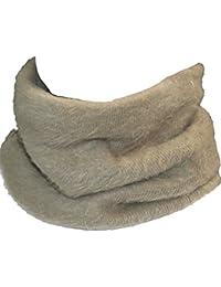 RJM Ladies Brushed Soft Feel Knitted Short Funnel Snood Neckwarmer