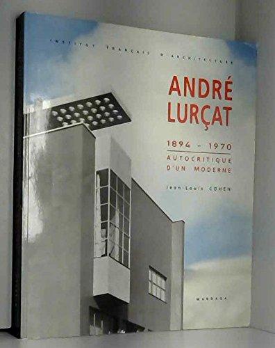 ANDRE LURCAT (1894-1970) . : AUTOCRITIQUE D'UN MODE.