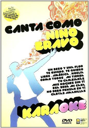 Canta Como Nino Bravo [DVD]