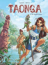 Taonga : L'île mystérieuse par Philippe Legendre-Kvater