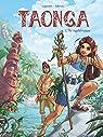 Taonga, tome 1 : L'île mystérieuse par Legendre