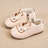 Longra 2019 New Baby Shoes,Infant Girls Cartoon Rabbit Winter Warm Shoes Snow Boots for 1-6Years
