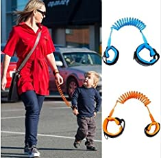 Kihika New Children Comfortable Wrist Strap Lock for safety