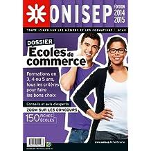 Les écoles de commerce de ONISEP (19 janvier 2015) Broché cfea5ae22018