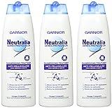 Garnier - Neutralia Dermo Protector - Anti-Forfora Trattamento Shampoo - 3 Pack