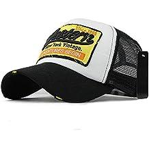 Darringls_gorras Beisbol,Gorra para Hombre Mujer Bordado de Verano Sombreros de Malla para Casuales Talla