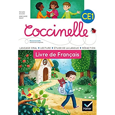 Coccinelle Francais Ce1 Ed 2016 Livre De Francais Pdf