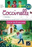Livre de français CE1 Coccinelle