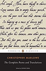 The Complete Poems and Translations (Penguin Classics) by Christopher Marlowe (2007-05-29)