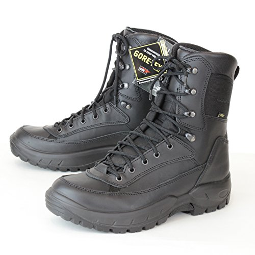 Lowa Recon GTX Military Boots Black