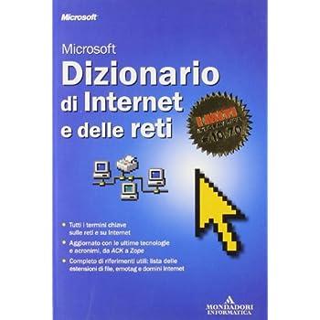 Dizionario Di Internet E Delle Reti. I Portatili