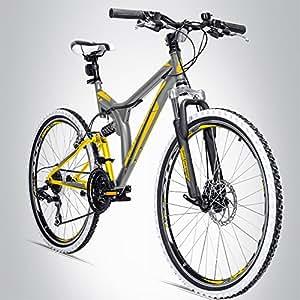 bergsteiger phoenix 26 zoll mountainbike geeignet ab 160. Black Bedroom Furniture Sets. Home Design Ideas