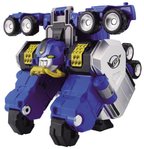 Power Rangers Tokumei Sentai Go Busters Gobusters Buster Machine GT-02 Gorilla (japan import) - Power Machines