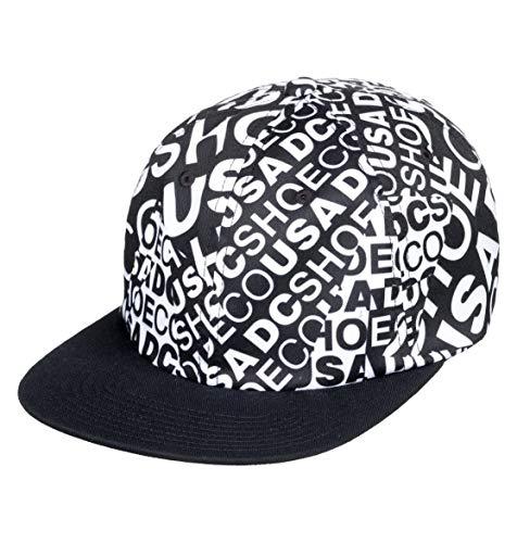 Imagen de dc apparel vertigo cap, hombre, black, 1sz
