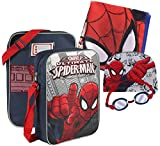 Spiderman Conjunto Spiderman Rojo/Azul