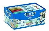 Giotto 5245 00 Decor Fasermaler, 17 x 11,5 x 8,5 cm
