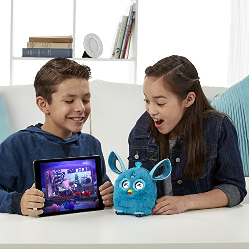 Furby Connect Teal Toy by Furby -