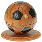 Fußball 3d holzpuzzle