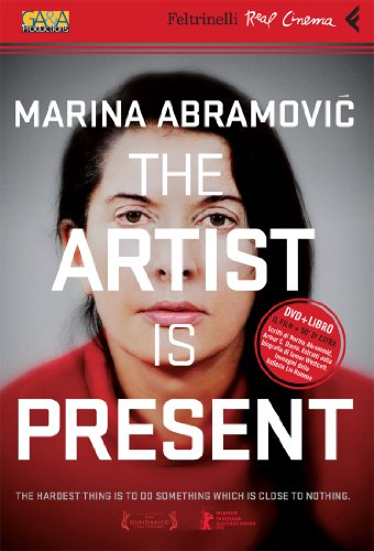 Marina Abramovich. The artist is present. DVD. Con libro