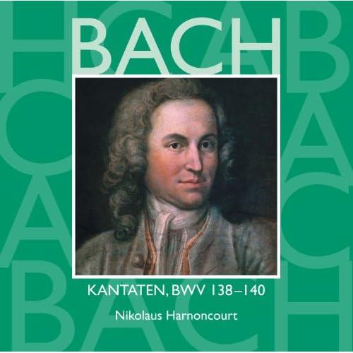 """Cantata No.138 Warum betrübst du dich, mein Herz? BWV138 : IV Recitative - """"Ach süsser Trost!"""" [Tenor]"""