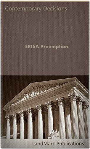 ERISA Preemption (English Edition)