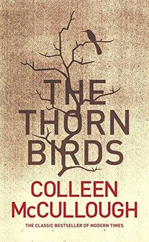 Book cover for The Thorn Birds