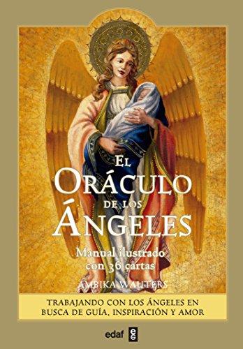 Portada del libro Oráculo de los Ángeles, El. Trabajando con los Ángeles en busca de guía, inspira (Nueva Era)
