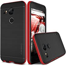 Nexus 5X Funda, VERUS High Pro Shield [Color Rojo] Crimson Red - Para LG Nexus 5X
