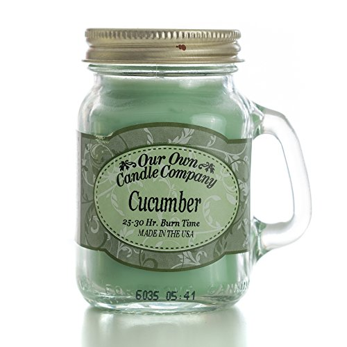 Our Own Candle Company Duftkerze im Glas Cucumber Melon 99g